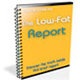 low fat report