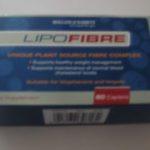LipoFibre From Holland And Barrett