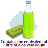 Aloeride aloe vera tablets