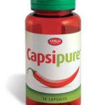 Capsipure or Capsiplex