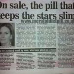 Miracle Weight Loss Pill In The Express