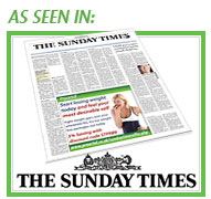 Proactol in the Sunday Times